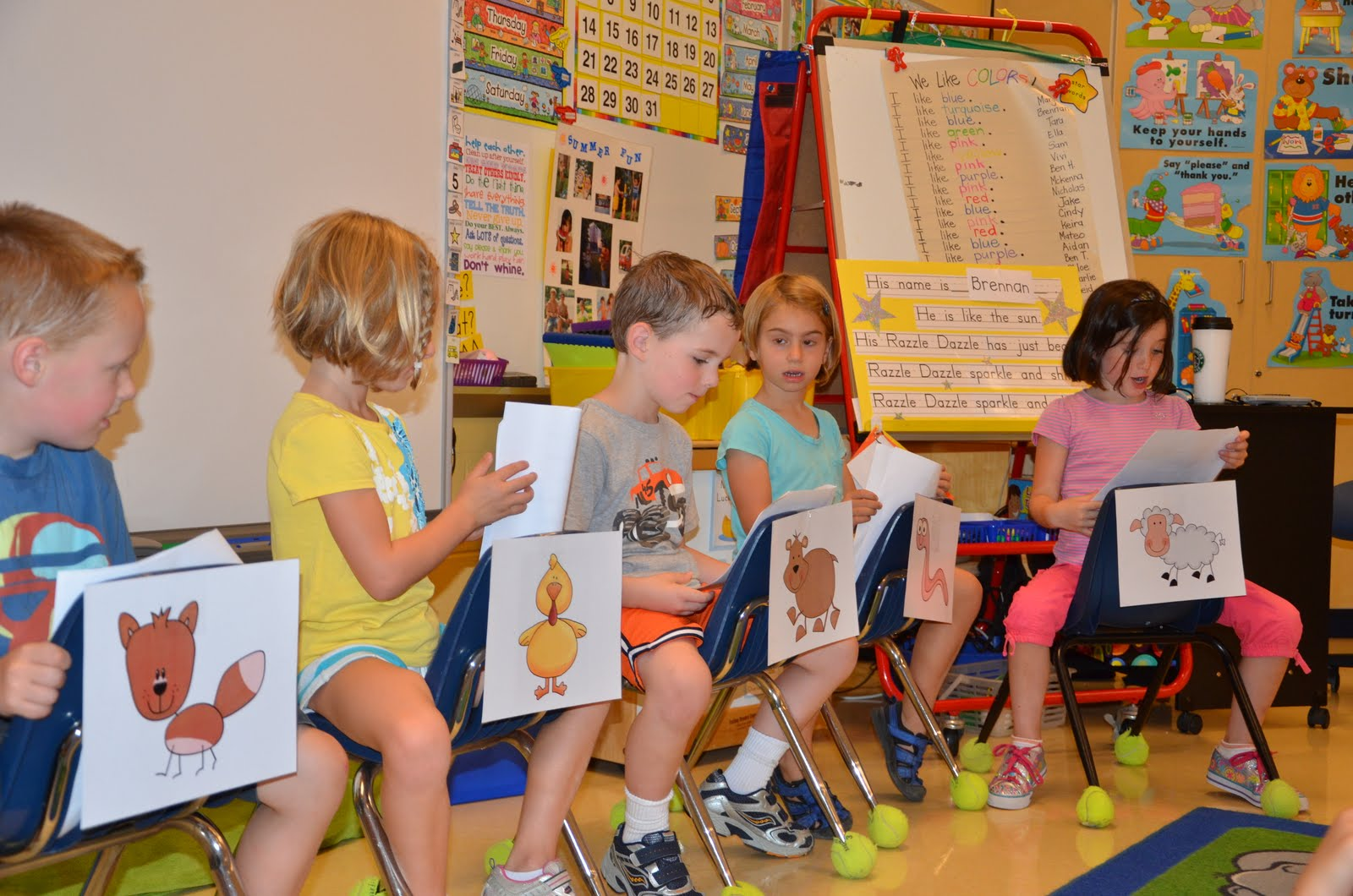 How to write readers theater